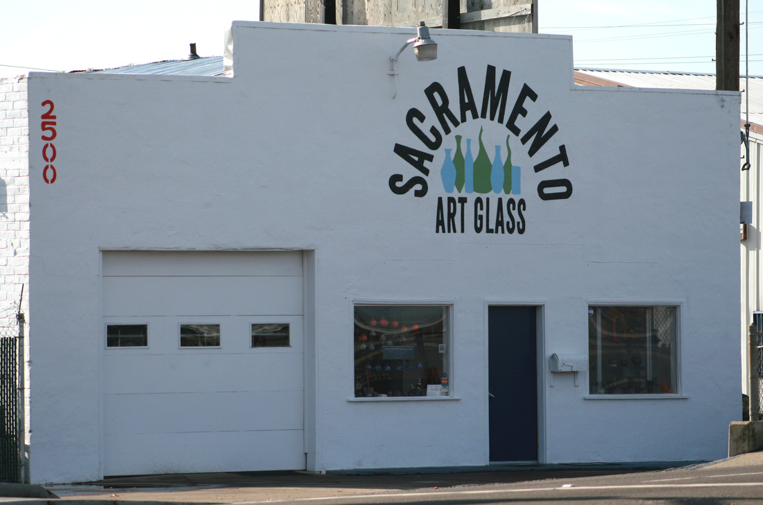Sacramento Art Glass Show